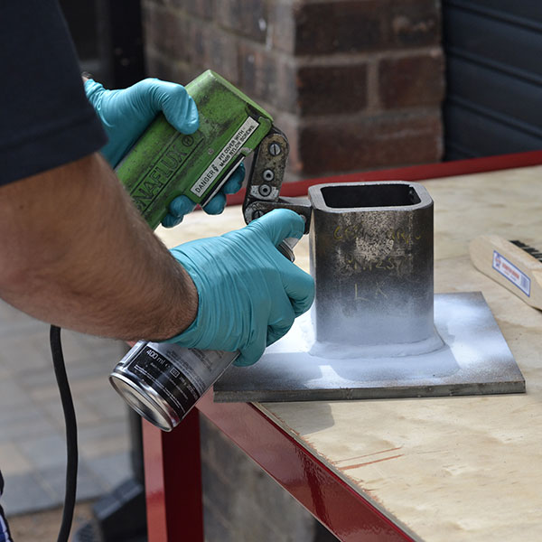 Non Destructive Testing - Magnetic Particle Inspection