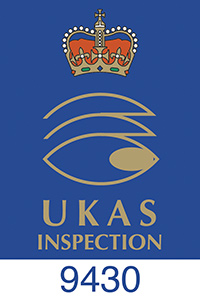 UKAS Inspection 9430